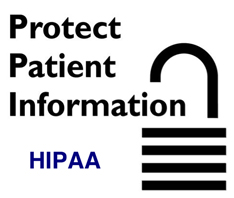 Are you protected with HIPAA?