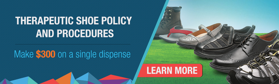 Therapeutic Shoe Policy and Procedure Program