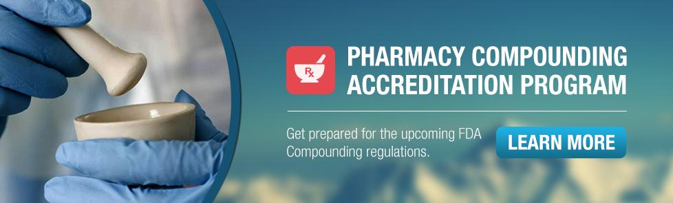 Pharmacy Compounding Accreditation Program
