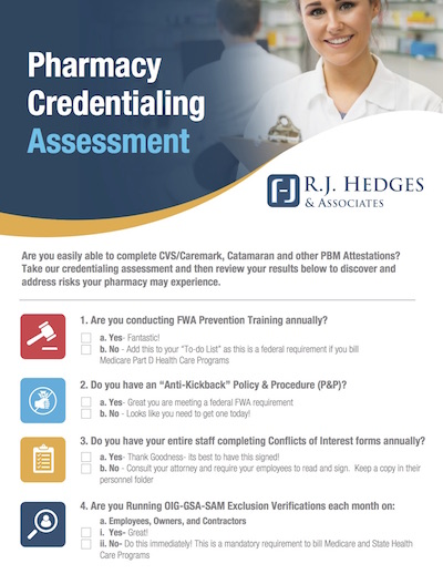 Free Checklist | Pharmacy Credentialing Checklist and Results