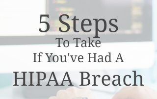 Could you have a HIPAA breach and not know?
